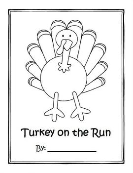 Turkey on the Run - Narrative Writing
