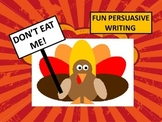 #backtoschool Turkey persuasive writing Fun