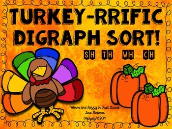 Turkey-rrific Digraph Sort