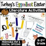 Turkey's Eggcellent Easter Activities