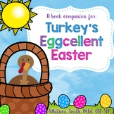 Turkey's Eggcellent Easter Book Companion