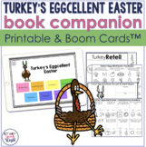 Turkey's Eggcellent Easter Speech Activities | Boom™ Cards