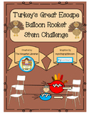 Turkey's Great Escape: A Thanksgiving Stem Challenge