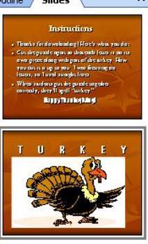 Turkey word puzzle