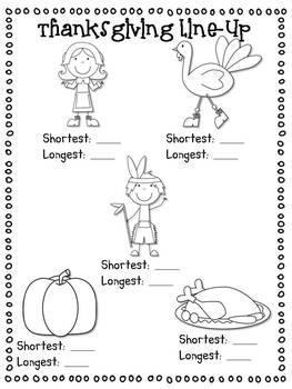 First Grade Centers November