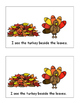 Turkey Activity  Emergent Reader, Thanksgiving Activities, Positional Words
