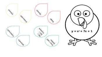 Turkeys: Characteristics of Graphs