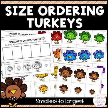 Turkeys - From Smallest to Largest