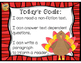 Turkeys! Make a Flap Book- read, site evidence and write!  Thanksgiving!