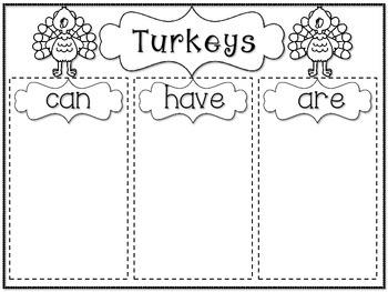 November Turkeys, Scarecrows, Pilgrims, & Indians...Oh My!