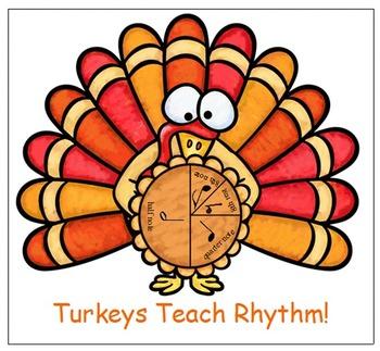 Turkeys Teach Rhythm!