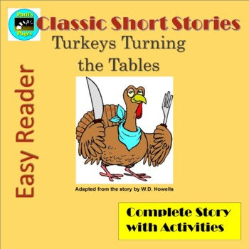 Turkeys Turning the Tables an Adaptation with Activities