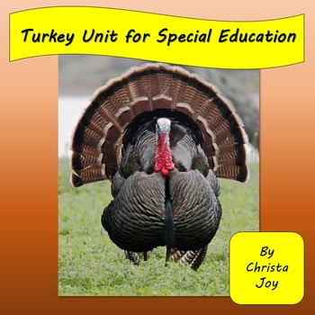 Turkey Unit for Special Education