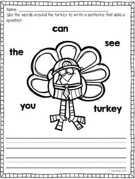 Turkeys and Thanksgiving