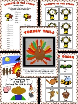 Turkeys! by Suzanne Wilson
