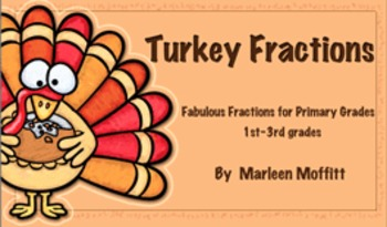 Turkeys do Fractions (Notebook 11)