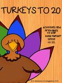 Turkeys to 20