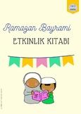 Turkish Activity Book for Eid - Grade 1&2