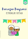 Turkish Activity Book for Eid - Pre-K / K