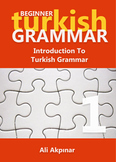 Turkish Grammar Workbook 1 For Beginners