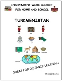Turkmenistan, fighting racism, distance learning, literacy (#1307)