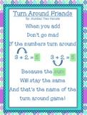 Turn Around Fact Chant [commutative property]