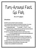 Turn-Around Fact Go Fish