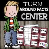 Turn Around Facts Math Center