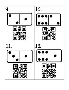 Turn Around Facts QR Cards