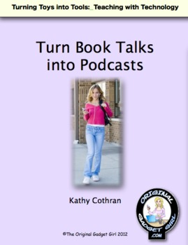 Turn Book Talks into Podcasts