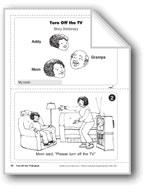 Turn Off the TV/Apaga la tele