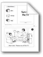 Turn Off the TV (Level C)