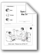Turn Off the TV (Level C)