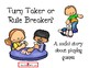 Social Stories for Autism: Turn Taker or Rule Breaker? A playing games story