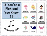 Mermaid Tracing Practice Page, Fine Motor, Preschool Music