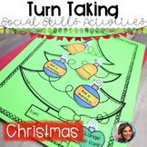 Turn Taking | Social Skills Activities | Topic Maintenance Speech Therapy