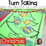 Turn Taking | Social Skills Activities | Topic Maintenance Speech Therapy