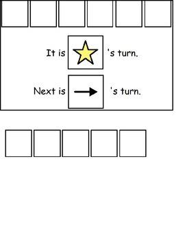 Turn Taking Visual (Boardmaker PDF)