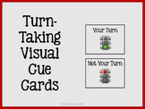 Turn-Taking Visual Cue Cards