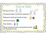 Turn & Talk Chart
