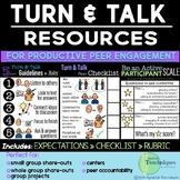 Turn & Talk Resources #spedprepsummer3