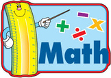 Turn Your Math Class into a Math Learning Restaurant! Data Entrée Table Signs