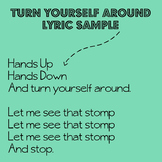 Turn Yourself Around: Free Action Song Sheet Music