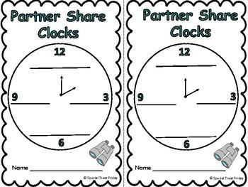 Clock Partners or Buddy Partners Free