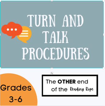 Turn and Talk Procedures