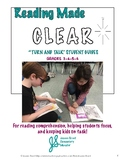 Turn and Talk Student Guides for At-Home Learning