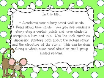 Turn and Talk Task Cards - Grade 5