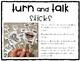 Turn and Talk sticks