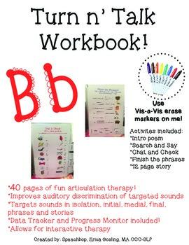 Turn-n'-Talk Workbook! Bb