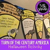 Turn of the Century Halloween Activity (SS5H1, SS5H1a, SS5